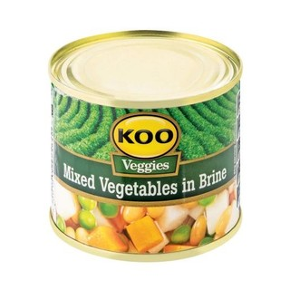 Koo Mixed Vegetables 215g