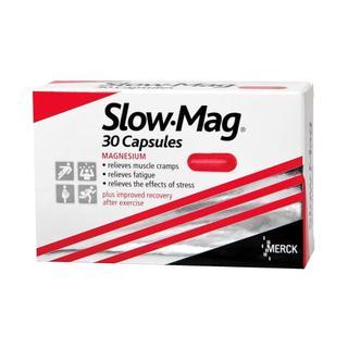 Slow Mag Capsules 30ea