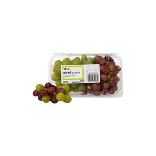 PnP Mixed Grapes 500g
