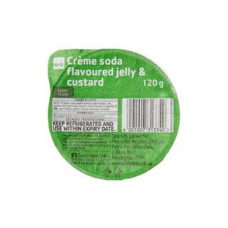 PnP Cream Soda Jelly and Custard 120g