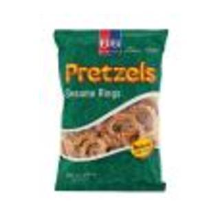 Beigel & Beigel Pretzels Sesame Rings 200g