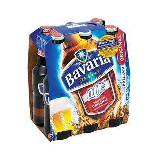 Bavaria Original Malt 0% NRB 330 ml x 6