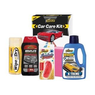 Shield Car Care Bucket Kit