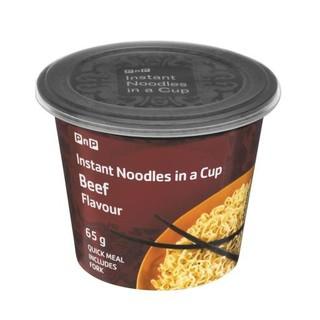 PnP Beef Cup Noodles 65g