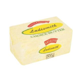 Ladismith Unsalted Butter 500g
