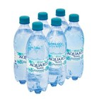 Aquartz Sparkling Water 500 ML x 6
