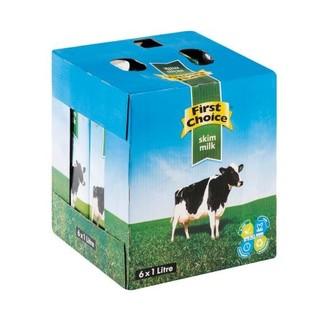Long Life Skim Milk