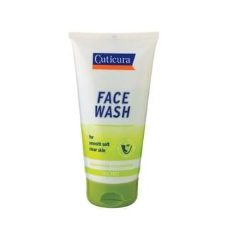 Cuticura Tea Tree Face Wash 150 ML