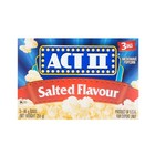 Act II Microwave Popcorn Salted x 3