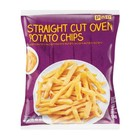 PnP Straight Cut Oven Potato Chips 1kg