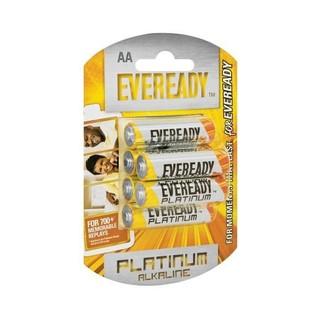 Eveready Alkaline Plus Aa 6p Battery 6