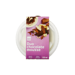 Pnp Duo Chocolate Mousse 120ml