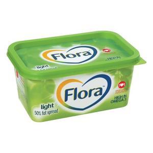 Flora Light 40% Fat Spread Light 500g
