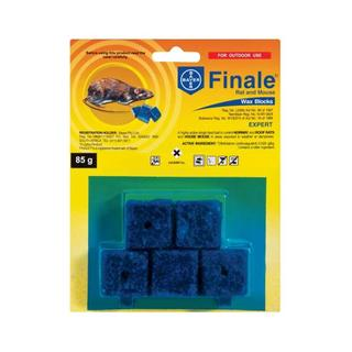 Bayer Finale Wax Block Poiso N 85g
