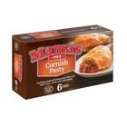 Mama's Frozen Cornish Pasty Pies 6s