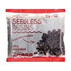 PnP Seedless Raisins 250g