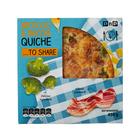 PnP Broccoli & Bacon Quiche 450g