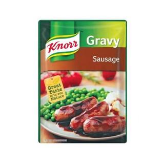 Knorr Instant Gravy Sausage 28g
