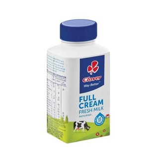 Clover Seal Fresh Full Cream Milk 250 Ml