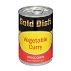 Gold Dish Vegetable Curry Ch Oice Grade 415g x 12