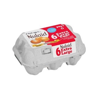Nulaid Extra Large Eggs 6