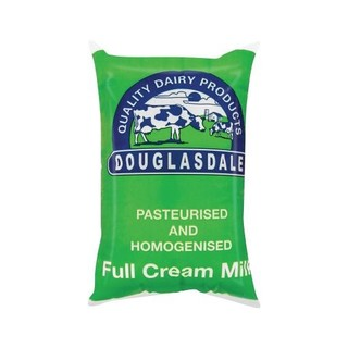 Douglasdale Full Cream Milk Sachet 1 L