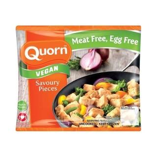 Quorn Vegan Pieces Savoury 280gr