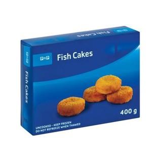 Pnp Fish Cakes 400g