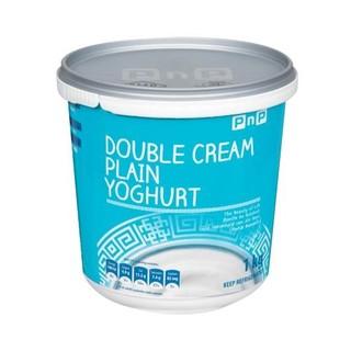 Double Cream Plain Yoghurt 1kg