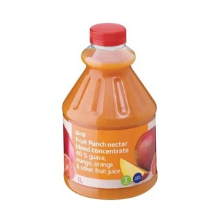 PnP Concentrated Fruit Punch 1 Litre