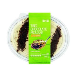 PnP Trio Chocolate Mousse Dessert 350g
