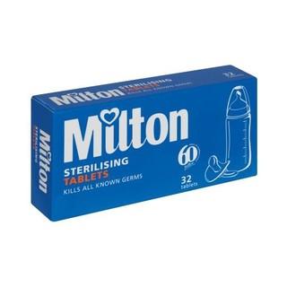 Milton Sterilizing Tablets 32s