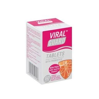 Viral Guard Guard Tablets 60ea