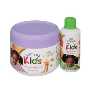 Just For Kids No Lye Relaxer Fine Hair and Neutralisin