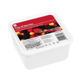 PnP Frozen Trio Of Berries 350g