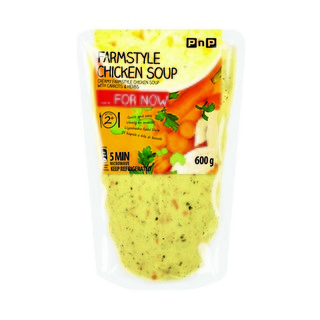 PnP Farmstyle Chicken Soup 600g