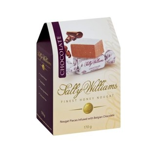 Sally Williams Choc Infused Nougat 170g