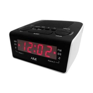 Aim Fm Clock Radio Alarm