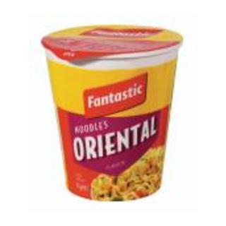 Fantastic Oriental Cup Noodles 70g