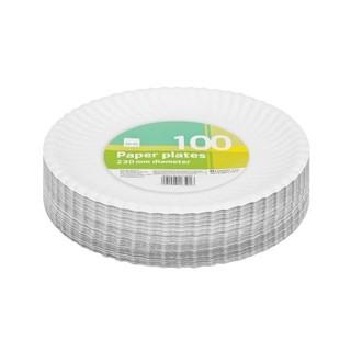 PnP Paper Plates 100ea
