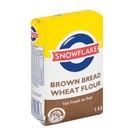 Snowflake Brown Bread Flour 1kg