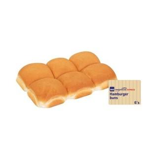 PnP Bakehouse Express Hamburger Buns 6ea