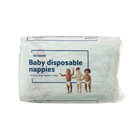 PnP No Name Baby Nappies Extra Large 15+kg 10s