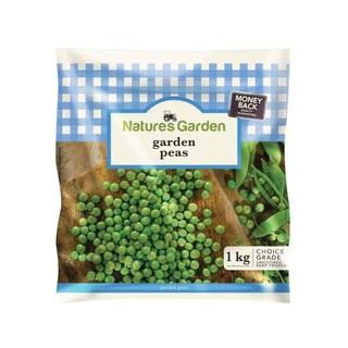 Natures Garden Tender Garden Peas 1kg