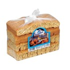 Tuisgebak Bakery Nutty Wheat Rusks 800g