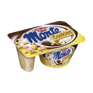 Monte Double Butter Cakes Dessert 125g