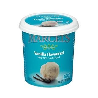 Marcel's Vanilla Frozen Yoghurt 175ml
