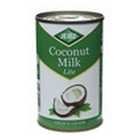 Jemz Coconut Milk Lite 165ml