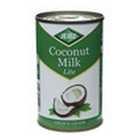 Jemz Coconut Milk Lite 165ml