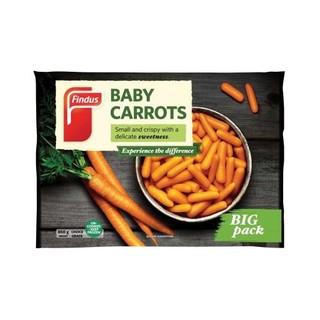 Baby Carrots Bulk 850g